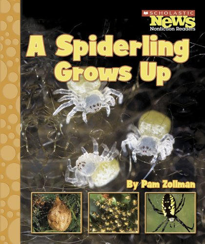 9780516249469: A Spiderling Grows Up (Scholastic News Nonfiction Readers)