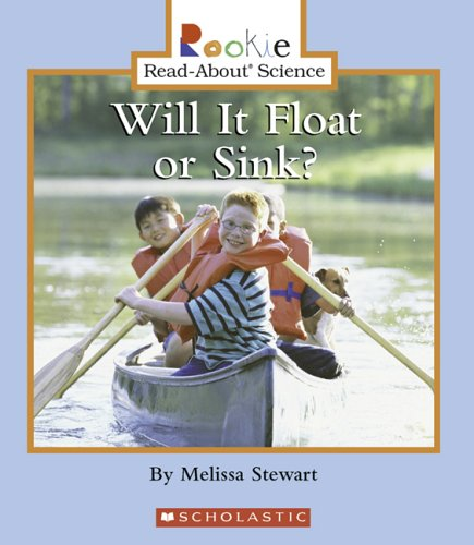 9780516249551: Will It Float or Sink? (Rookie Read-About Science)
