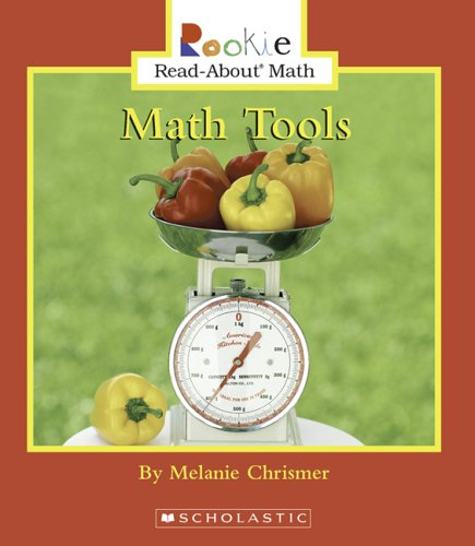 9780516249612: Math Tools (Rookie Read-about Math)