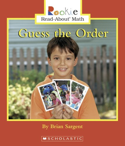 9780516249636: Guess the Order (Rookie Read-about Math)