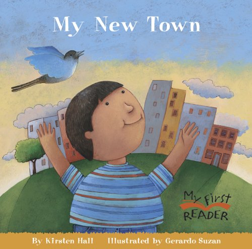 9780516249728: My New Town (My First Reader)