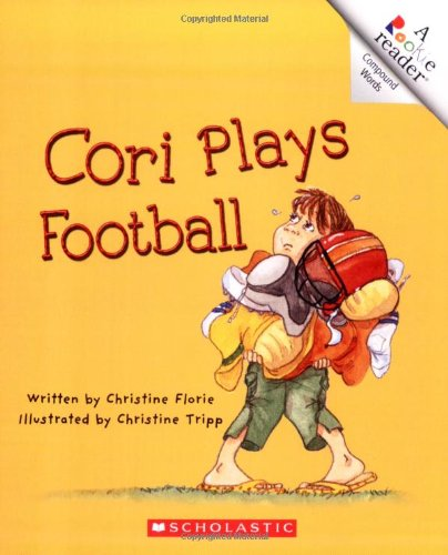 9780516250236: Cori Plays Football (Rookie Readers)