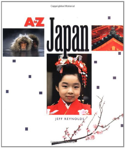 9780516250724: Japan (A to Z)