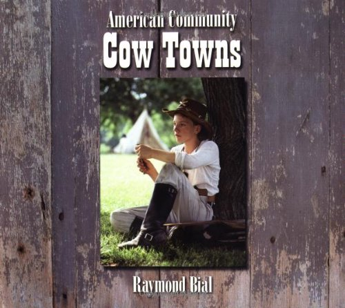 9780516250755: Cow Towns (American Community)