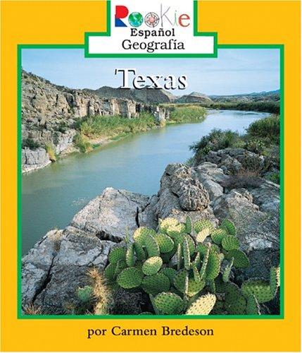 9780516251103: Texas (Rookie Reader Espanol Geografia) (Spanish Edition)