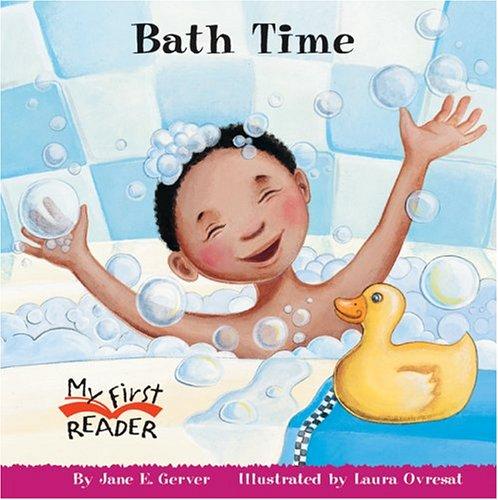 9780516251110: Bath Time (My First Reader)