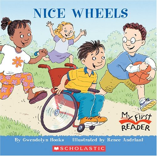 9780516251790: Nice Wheels (My First Reader)