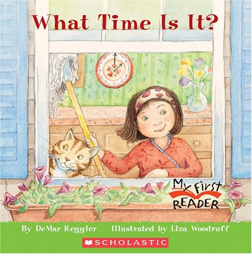 9780516251806: What Time Is It? (My First Reader)