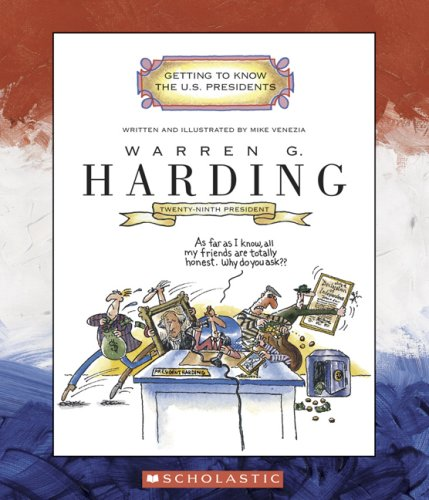 9780516252285: Warren G. Harding (Getting to Know the US Presidents)