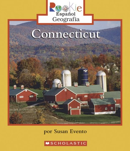 9780516252452: Connecticut (Rookie Espanol) (Spanish Edition)