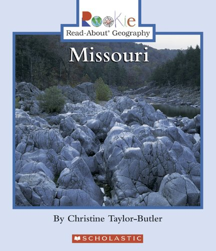 9780516252582: Missouri (Rookie Read-About Geography)