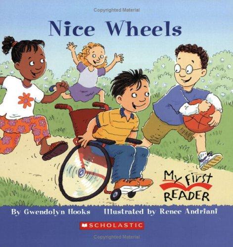 9780516252773: Nice Wheels (My First Reader)