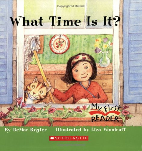 9780516252797: What Time Is It? (My First Reader)