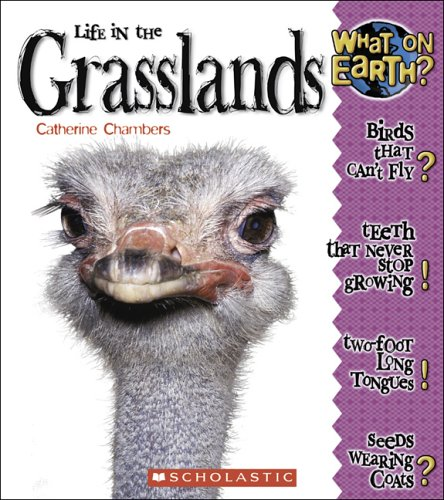 9780516253190: What on Earth?: Life In The Grasslands (What on Earth?: It's Alive!)