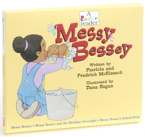 9780516253282: Messy Bessey (Rookie Readers)