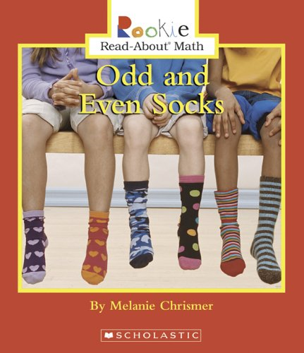 9780516253664: Odd And Even Socks (Rookie Read-about Math)