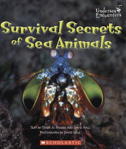 9780516254647: Survival Secrets of Sea Animals (Undersea Encounters)