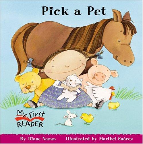 9780516255071: Pick a Pet (My First Reader)