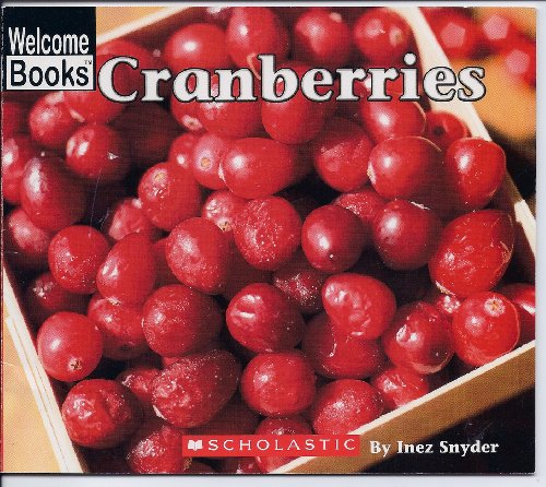9780516255484: Cranberries (Welcome Book)