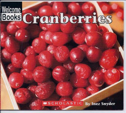 9780516255484: Cranberries (Welcome Book)