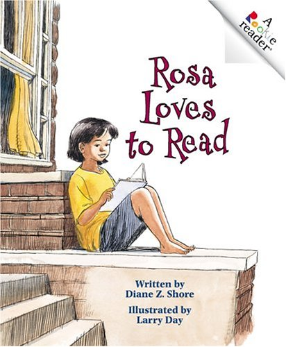 9780516258256: Rosa Loves to Read (Rookie Readers: Level B)