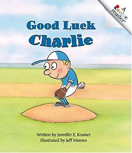 9780516258263: Good Luck Charlie (Rookie Readers)