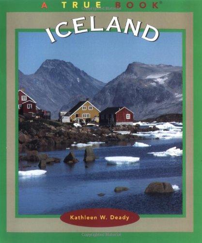 9780516258324: Iceland (True Books)