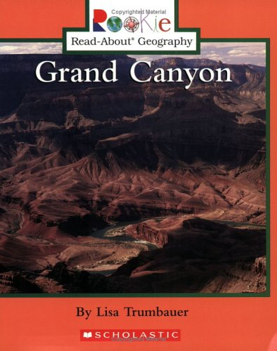 9780516259314: Grand Canyon (Rookie Read-About Geography)