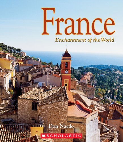 9780516259482: France (Enchantment of the World)