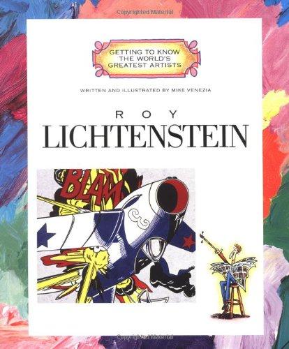 9780516259635: Roy Lichtenstein (Getting to Know the World's Greatest Artists)