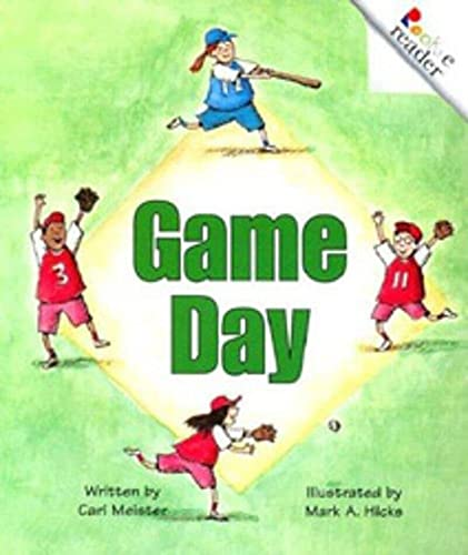 9780516259642: Game Day (Rookie Readers Level A)