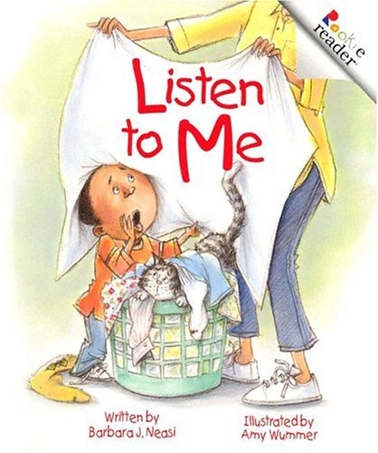 9780516259703: Listen to Me (Revised Edition)