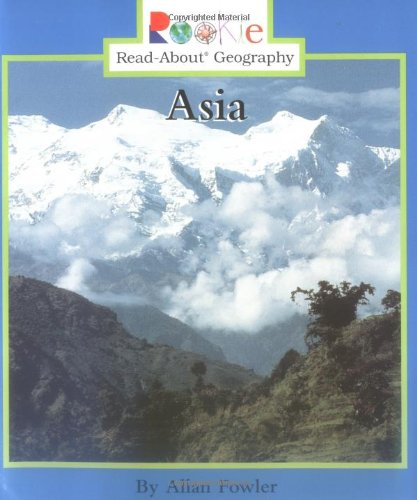 9780516259802: Asia (Rookie Read-About Geography)