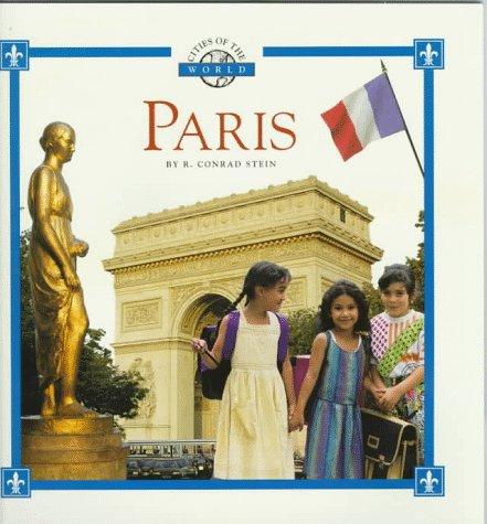 9780516260730: Paris (Cities of the World)