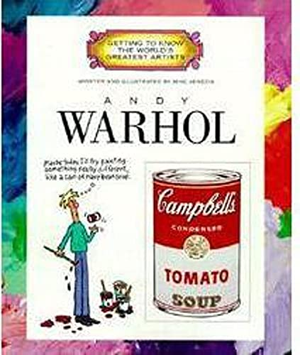 9780516260754: Andy Warhol (Getting to Know the World's Greatest Artists)