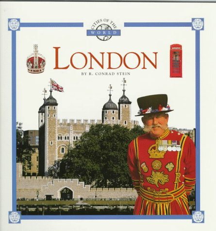 9780516261225: London (Cities of the World)