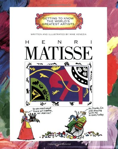 9780516261461: Henri Matisse (Getting to Know the World's Greatest Artists)