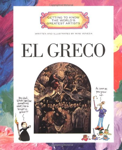 9780516262437: El Greco (Getting to Know the World's Greatest Artists)