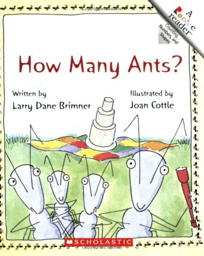 9780516262512: How Many Ants? (Rookie Readers)