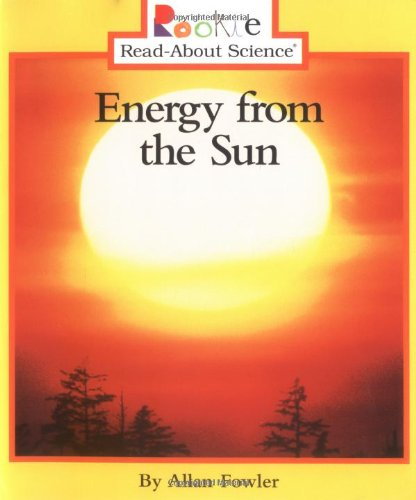 9780516262550: Energy from the Sun (Rookie Read-About Science (Paperback))
