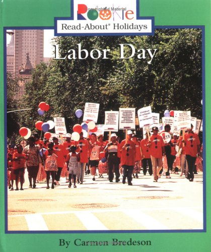 9780516263120: Labor Day (Rookie Read-About Holidays (Paperback))