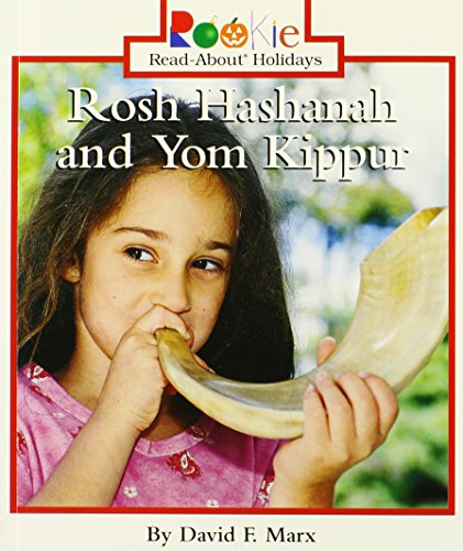 9780516263137: Rosh Hashanah & Yom Kippur (Rookie Read-About Holidays)