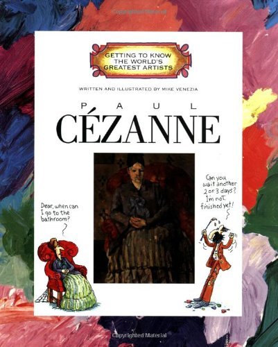 9780516263519: Paul Cezanne (Getting to Know the World's Greatest Artists)