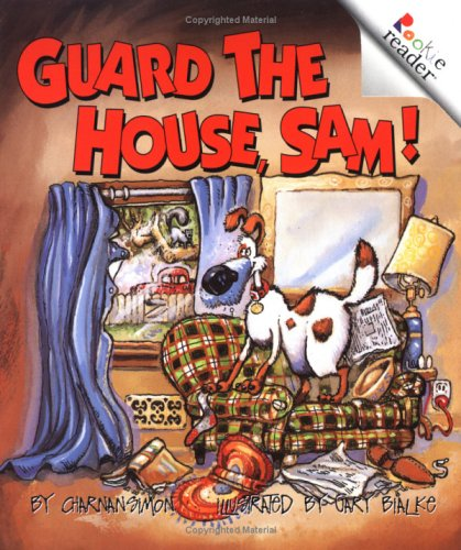 9780516263595: Guard the House, Sam! (Rookie Readers)