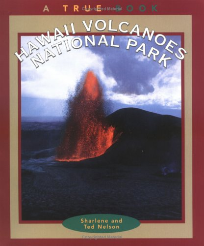 9780516263786: Hawaii Volcanoes National Park (True Books, National Parks)
