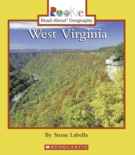 9780516264561: West Virginia (Rookie Read-About Geography)