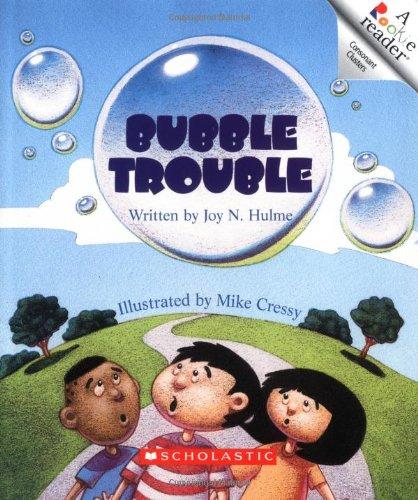 9780516264738: Bubble Trouble (Rookie Readers)