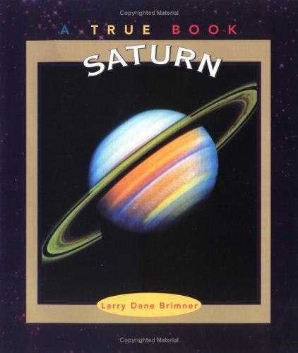 9780516265018: Saturn (True Books)