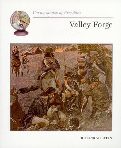 9780516265100: Valley Forge (Cornerstones of Freedom)