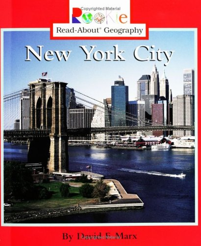 9780516265582: New York City (Rookie Read-About Geography)